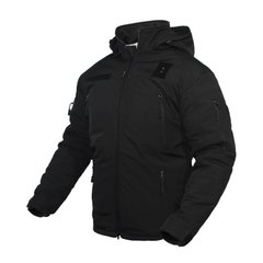 Куртка зимняя Полиция Vik-Tailor SoftShell Черная